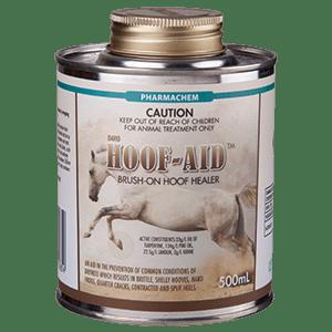 Hoof-Aid-500mL Anti-bacterial/Anti-fungal aid for horses