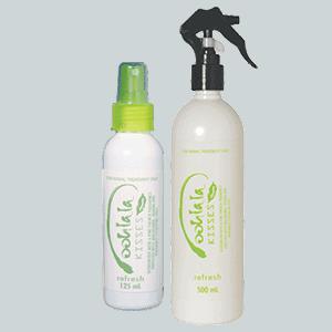 Kisses Range-125mL,500mL Spray packs