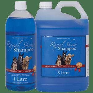 Royal Show Shampoo-1L-5L packs