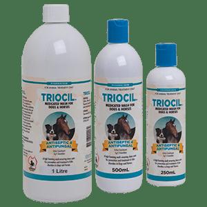 Triocil Range-250mL,500mL & 1L