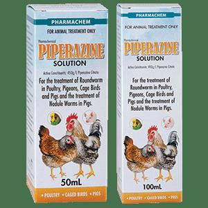 Piperazine-50mL,100mL packs