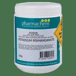 Potassium Permanganate 500g